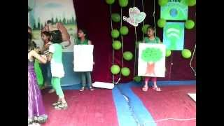 Video Green Day Celebration at BLJ DAV Cent. Public School, Jakhal MP3, 3GP, MP4, WEBM, AVI, FLV Juli 2018