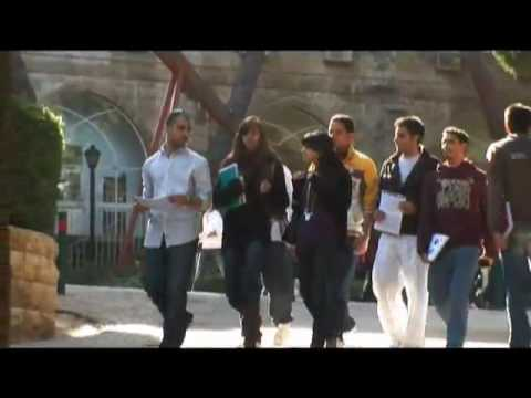 American University of Beirut (VIDEO)