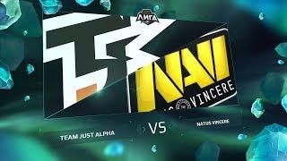 JSA vs NV - Неделя 4 День 2 Игра 4 / LCL