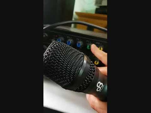 hướng dẫn chỉnh amply live 7430E