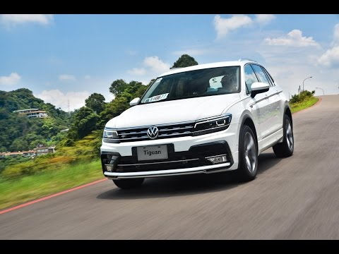 全方位有感進化 New VW Tiguan 400 TDI R-Line