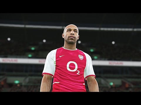 PES 2017 - THIERRY HENRY