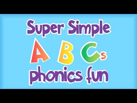 abcs phonics song a i