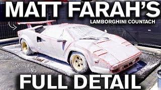 Video Full Detail Lamborghini Countach: Matt Farah MP3, 3GP, MP4, WEBM, AVI, FLV Agustus 2019