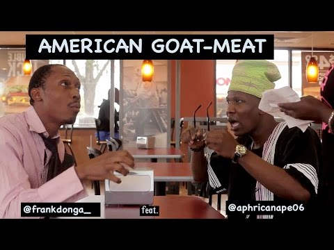 Frank Donga- American Goat-Meat