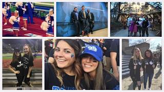 Student-submitted memories from the University at Buffalo School of Management Class of 2020.