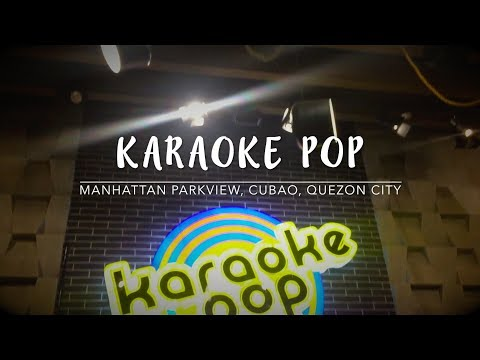 KARAOKE POP- Cheapest KTV House In The Metro!