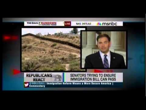 Video: Rubio: IRS scandal goes higher up that they&#8217;re saying