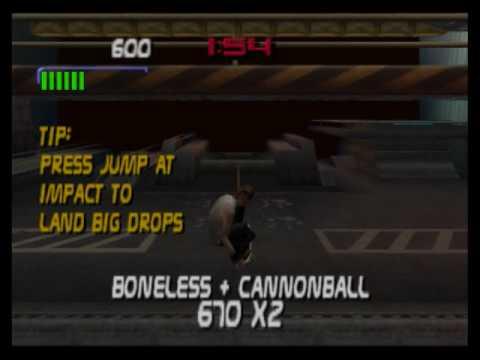 Tony Hawk's Pro Skater 3 Nintendo 64