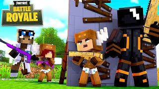 Video Minecraft Daycare - BABY PLAYS FORTNITE BATTLE ROYALE! w/ MooseCraft (Minecraft Kids Roleplay) MP3, 3GP, MP4, WEBM, AVI, FLV Maret 2019