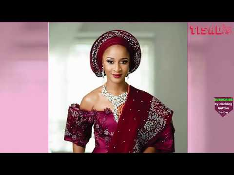 Banky W and Adesua Etomi Traditional Introduction #BAAD2018 (full video)