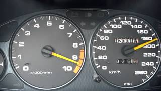 1. Honda Integra Type R 230HP acceleration top speed km/h!!!