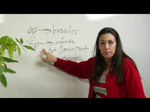How to Write a Speech : General & Specific Speech Purposes