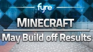 Minecraft - May Build off Results