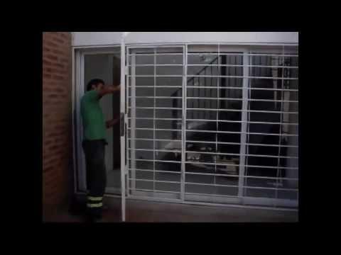 ... para balcones - Videos | Videos relacionados con rejas corredizas para