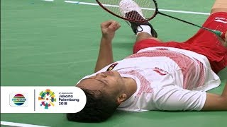 Video Luar Biasa! Perjuangan Panjang Anthony Ginting Melawan Cedera di Final Asian Games MP3, 3GP, MP4, WEBM, AVI, FLV Maret 2019
