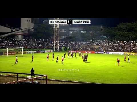 PSM Makassar vs Madura United 6 1 All Goals & Highlight Liga 1 Gojek Traveloka