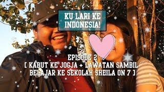 Video Ku Lari Ke Indonesia! - Sesuatu di Jogja + Lawatan Sambil Belajar Ke Sekolah Sheila On 7 (Episode 2) MP3, 3GP, MP4, WEBM, AVI, FLV Mei 2018