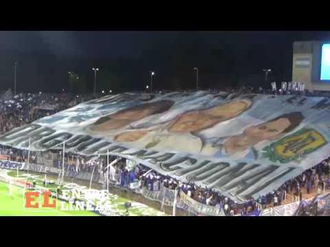La hinchada del Tomba en el partido ante Sport Boys - La Banda del Expreso - Godoy Cruz