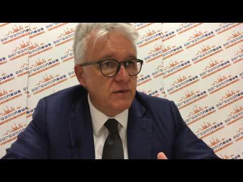 """Bellingardi: """"Il futuro di Orio? In un sistema lombardo per dare sviluppo all'Italia"""""""