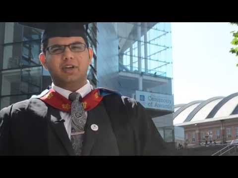 INTO Graduation: meet Muhammad