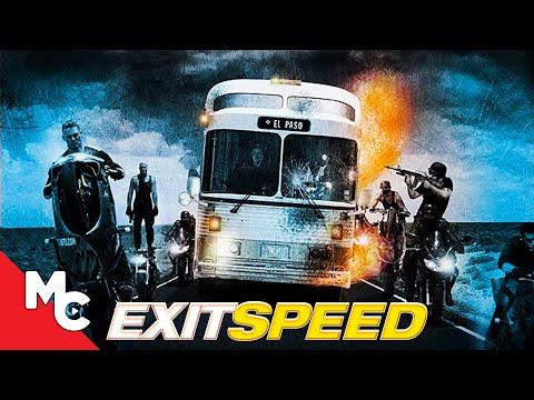 Exit Speed | Full Action Thriller Movie | Lea Thompson