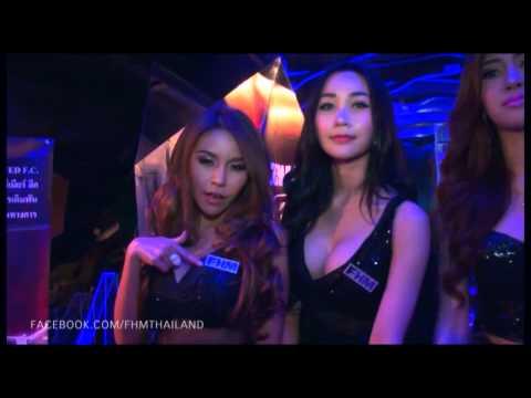 FHM Thailand GND 2014 được tài trợ bởi 138.com - Bar tour tại Fallabella (видео)