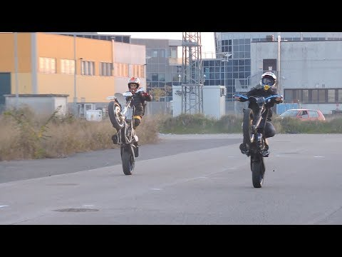 FANTIC AND CH WHEELIES by Zontee