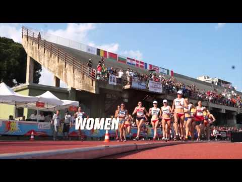 Coppa Europa 10.000m Chia-Pula 2015 [highlights]