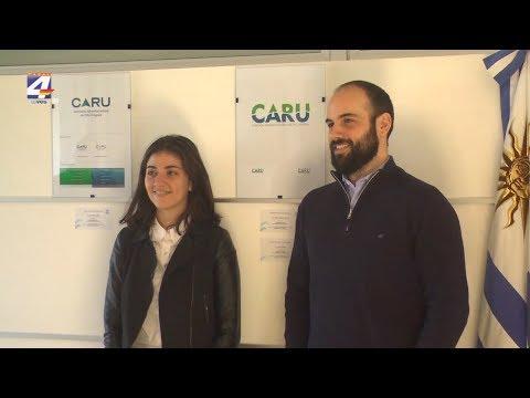 CARU entregó reconocimiento a participantes en concurso de creación del nuevo logo