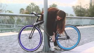 The Unstealable Bike by Yerka Project (Prototype) - Teaser - YouTube