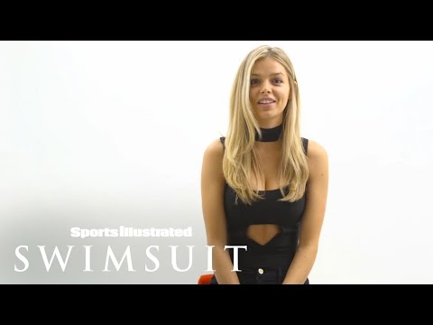 Danielle Knudson's Sports Illustrated Swimsuit Casting Vid - so cute!
