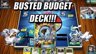 TOP TIER BUDGET DECK!!! Pokemon Online White Kyurem Deck Profile & Battles!! by The Pokémon Evolutionaries