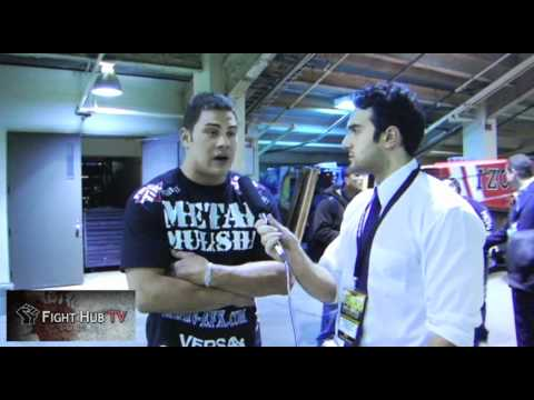 Shane Del Rosario I am more than just a kickboxer Now