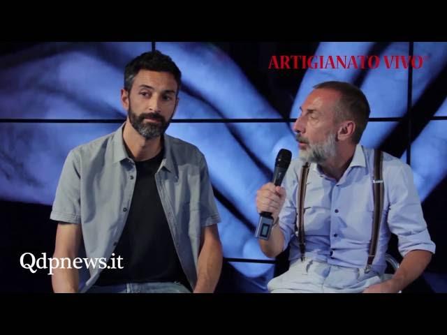 QdpNews Point a Artigianato Vivo 2016 - Giorgio Barbarotta