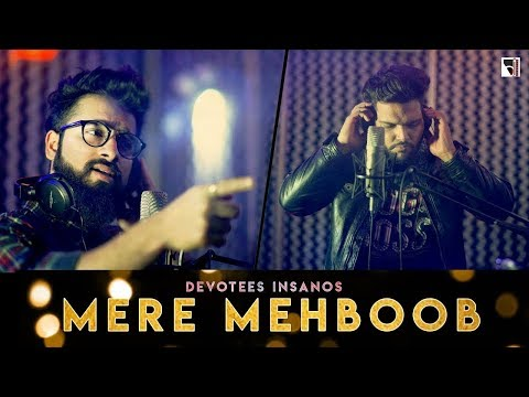 Mere Mehboob Qayamat Hogi ¦ Devotees Insanos ¦ Kishore Kumar ¦ Old Hit Songs ¦ Mr x In Bombay