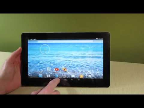 KingPad K100 10 inch tablet review
