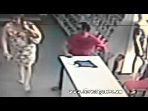 Գանձապահի դարակից հափշտակվել է «Այֆոն 5 S». որոնվում է լուսանկարներում պատկերված անձը  (տեսանյութ, լուսանկարներ)