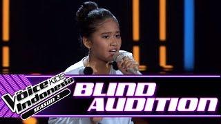 Video Chiesa - Three Little Birds   Blind Auditions   The Voice Kids Indonesia Season 3 GTV 2018 MP3, 3GP, MP4, WEBM, AVI, FLV Agustus 2018