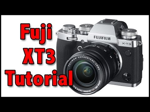 Purchase the X-T3 Crash Course...