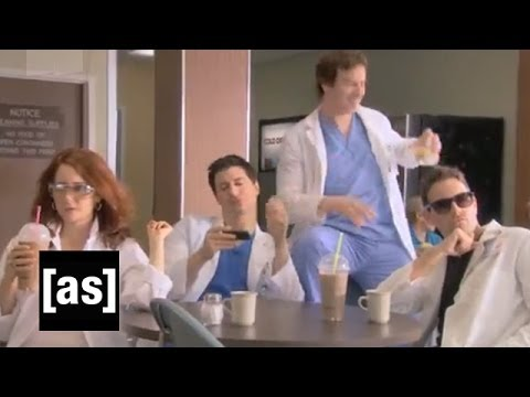 Trailer: New Episodes - Adult Swim (Official) | Childrens Hospital | Adult Swim