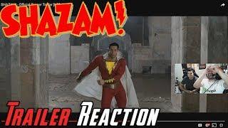 Video Shazam! - Angry Trailer Reaction! MP3, 3GP, MP4, WEBM, AVI, FLV Agustus 2018