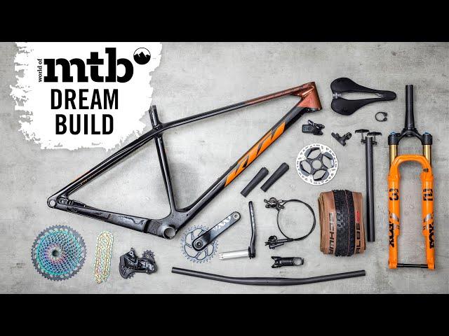 Dreambuild нового KTM Myroon Exonic 2022 от World of MTB