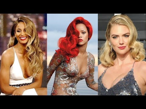 The Best Curly Hairstyles of All Time / Perfect Curls