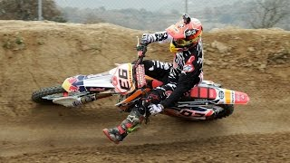 Video Marc Marquez 93 | Motocross Full Attack 2015 | Honda CRF 250R HRC Repsol MP3, 3GP, MP4, WEBM, AVI, FLV November 2017