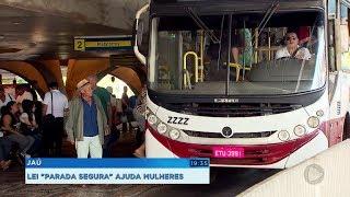 Por mais segurança, lei permite que mulheres desçam fora do ponto de ônibus em Jaú