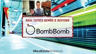 BombBomb Real Estate Webinar with Video Ideas