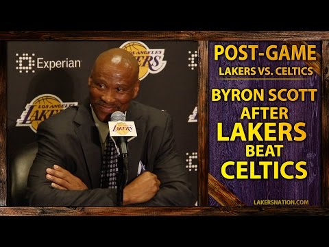 Video: Byron Scott Explains Decision Not To Foul Avery Bradley In Overtime Win
