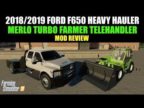 2018-19 Ford F650 Hauler V1.0