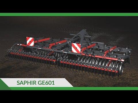 Saphir GE601 v1.0.0.0